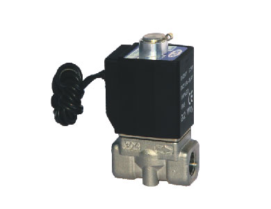2KS(Direct-acting and normally opened) Series Valve