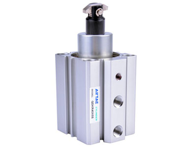 QDK Series Horizontal rotary clamp cylinder